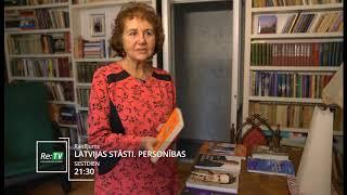 """Raidījums """"Latvijas stāsti. Personības"""" - 02.12. plkst.  21:30"""