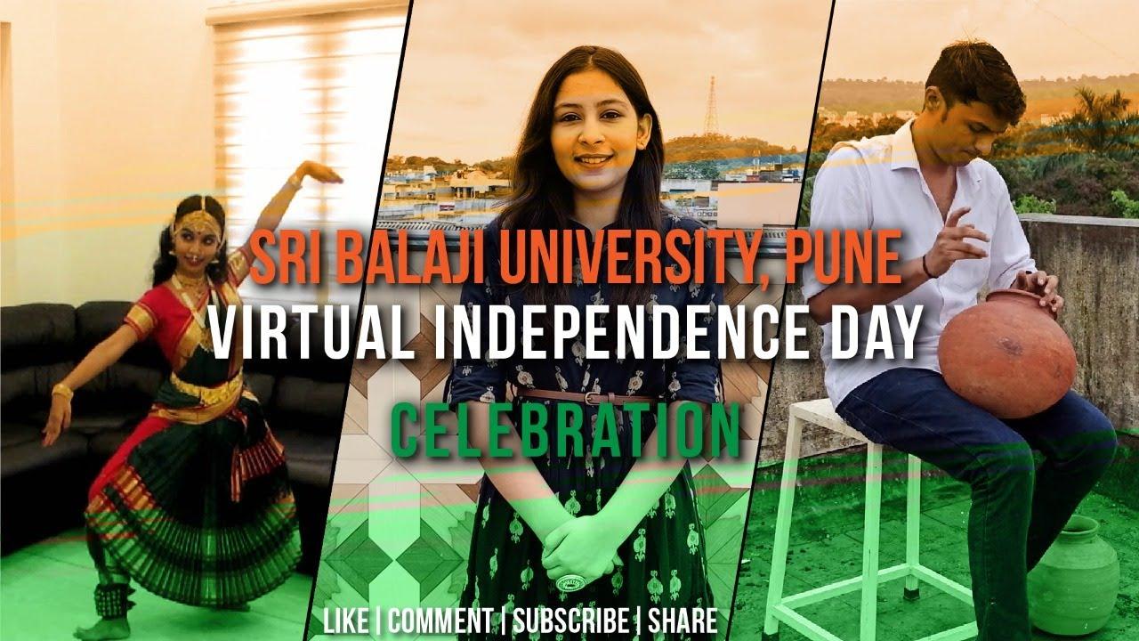 74th Independence Day | Sri Balaji University, Pune