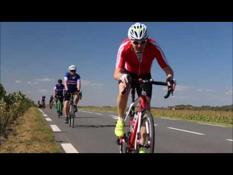London to Paris 8th September 2016 - Day 2