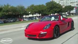 Porsche Boxster 2013 Videos