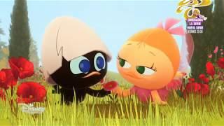 Calimero 3D (2014)   Episode 01 - Flower Power   English