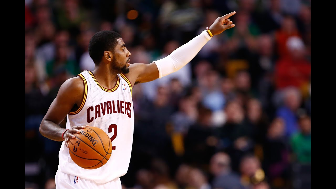 Kyrie Irving Wallpaper 2013 Hd Kyrie Irving Unleashes A Lethal Crossover On Pablo
