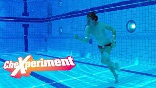 Unter-Wasser-gehen?! | CheXperiment mit Checker Tobi | Die Entdecker-Show