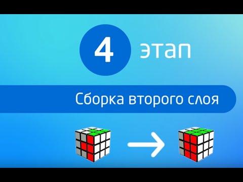 Сергей Рябко: Как собрать кубик Рубика. Часть 4 из 7