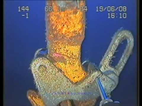 Subsea installation in the Basker-Manta Oil & Gas Fields