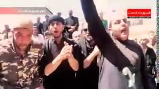 دروز السويداء تنتظر داعش!!
