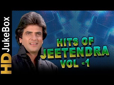 Hits of Jeetendra Vol 2 | Jeetendra Superhit Song Collection | Best Bollywood Songs Jukebox
