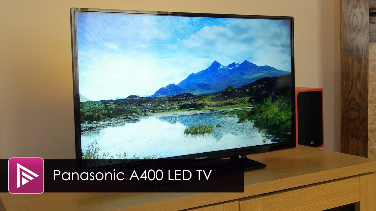 Panasonic TX 32A400 LED TV Review