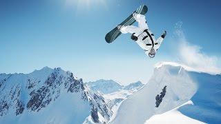 Сноубординг, тренировка музыка