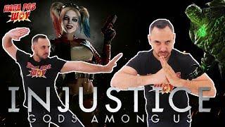 ПАПА РОБ и РОККИ: обзор игры Injustice 2! Сборник