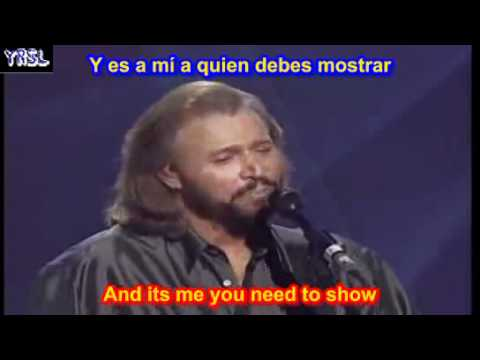 Bee Gees   How deep is Your Love SUBTITULADA
