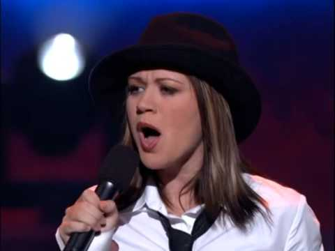 You Make Me Feel Like A Natural Woman Kelly Clarkson