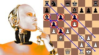 AlphaZero and the Protected Passed Pawn