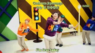 [HD/MV] Jay Park - Tonight(오늘밤) (Ft.강민경 of 다비치) [Engsub+Romani]