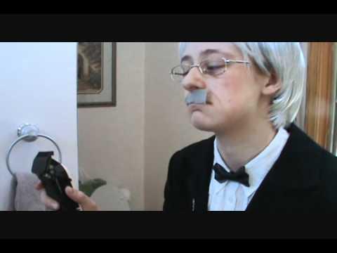 How Watari Shaves