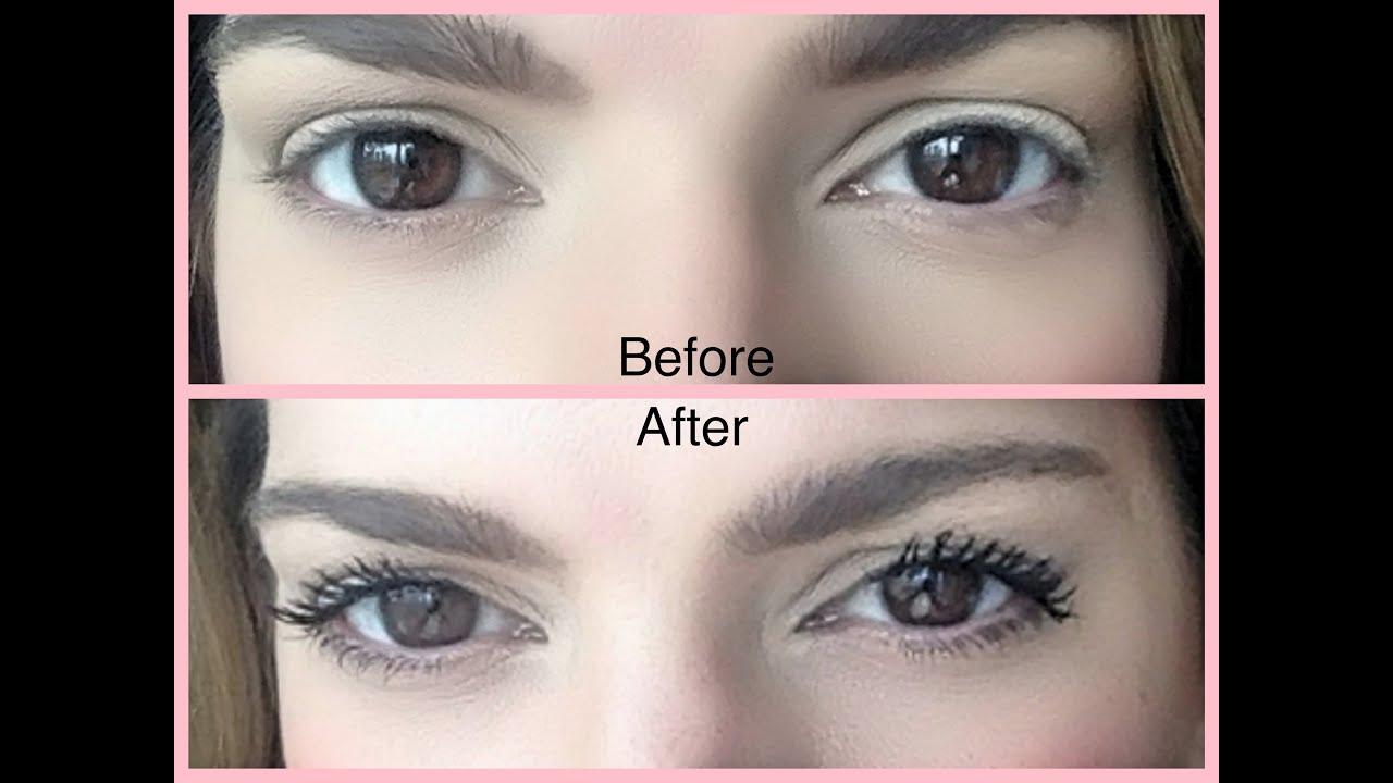 Younique Moodstruck 3D Fiber Lashes Mascara - YouTube
