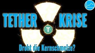 Die TETHER & BITFINEX KRISE: Reaktionen und Lektionen aus dem USDT Einbruch