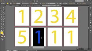 Illustrator tutorial: Aligning objects on multiple artboards | lynda.com