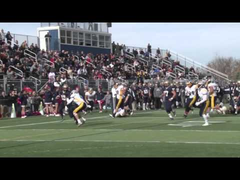 10 31 15 Vernon vs Pope John Football