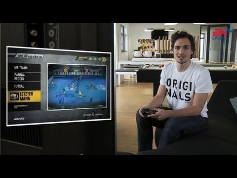 FIFA Street - Mats Hummels testet FIFA Street