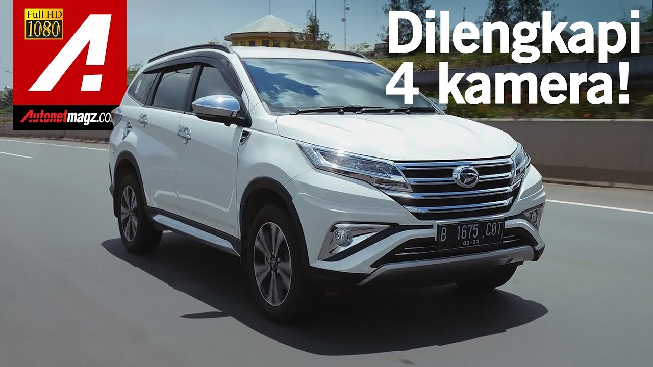 Daihatsu Terios 2018 Review & Test Drive supported by Sobatku