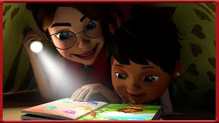 Open A Book Song +More Nursery Rhymes & Kids Songs - Banana Cartoons Original Songs