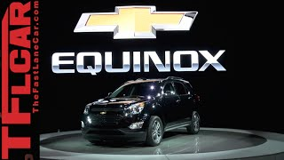 2016 Chevy Equinox: What You Need To Know