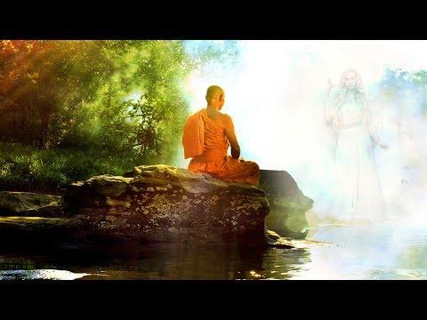 OM Chanting 999Hz Unity 💫 Shamanic Drums ✚ Tibetan Bowls 🌈 Angelic Scale Solfeggio Matrix Music