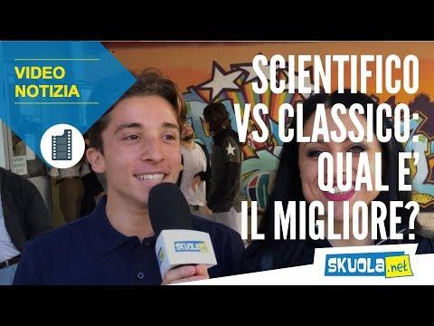 Scientifico vs Classico, la challenge degli studenti!