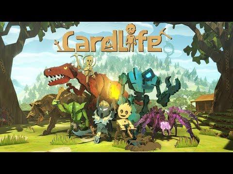 CardLife - A Glimpse into the Future