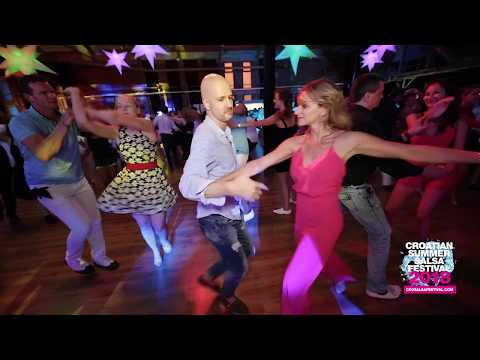Morris & Katarzyna - social dancing @ ADRIS OLD TOBACCO FACTORY