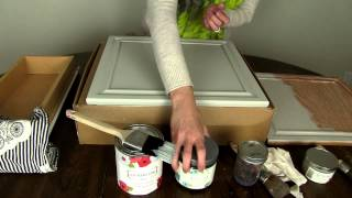 Painting Your Builder Basic Bathroom Vanity