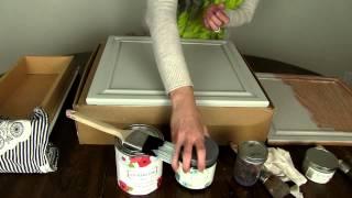 Painting Your Builder Basic Bathroom Vanity