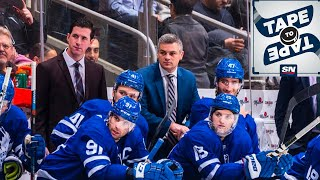 Can Keefe's Maple Leafs Keep This Up? & Which Canadian Teams Will Make The Playoffs?   Tape To Tape