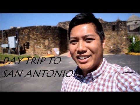 Day trip to San Antonio, Texas!
