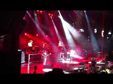 Maroon 5 at Red Rocks Amphitheater