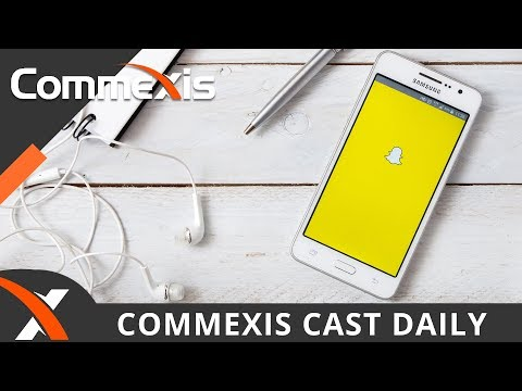 Snap Publishers' Views Are Dropping Significantly Since Redesign - Commexis Cast Daily