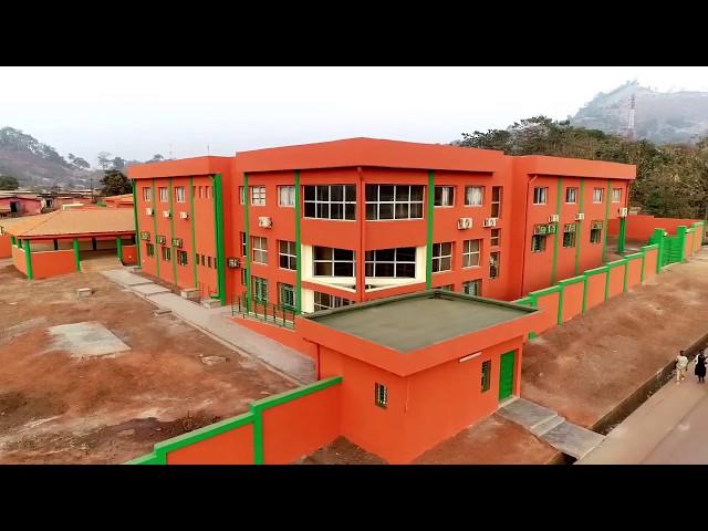 [#Développement] - Poste comptable de Biankouma réalisé par TCO SERVICES.