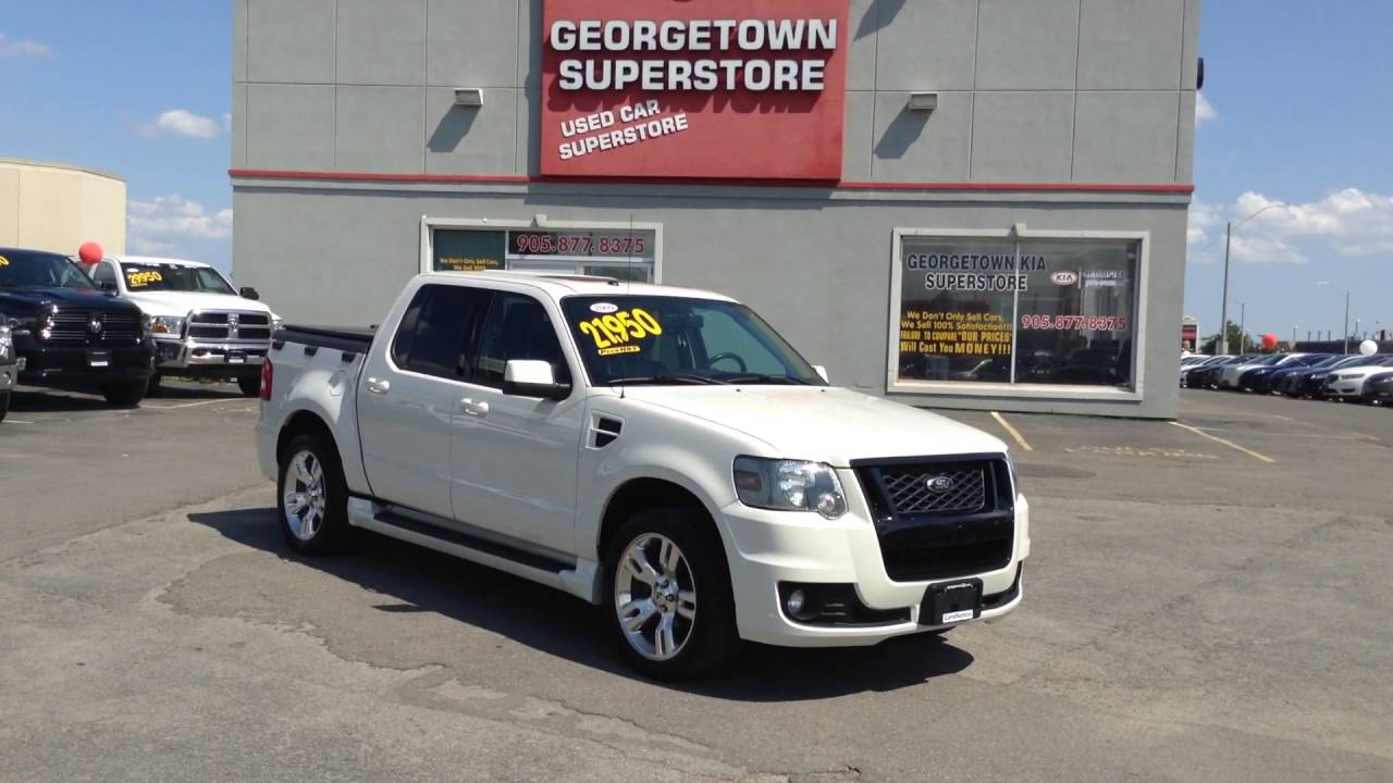 2009 ford explorer sport trac adrenalin for todd