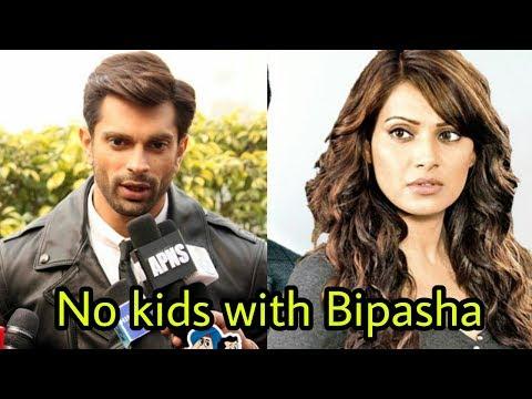 Omg ! Karan Singh Grover wil not have kids with Bipasha Basu ever ? Shocking