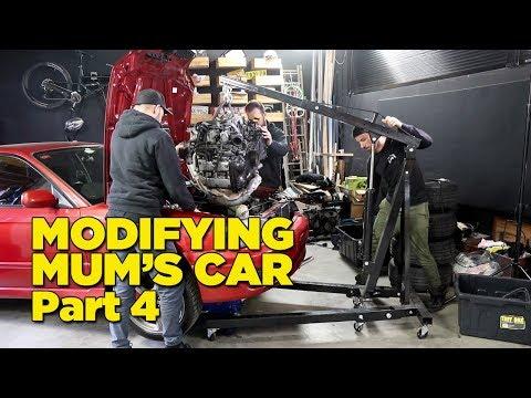Modifying Mum's Car [Part 4]