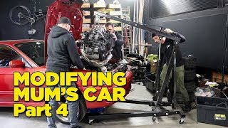 Modifying Mum'S Car [Part 4]