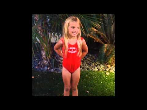 Mia Talerico - ALS Ice Bucket Challenge