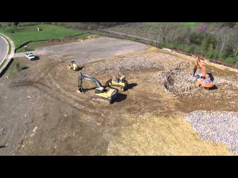 Music City Motor Cars Construction March 2016