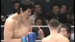 Мирко Кро Коп vs Хонг Ман Чой