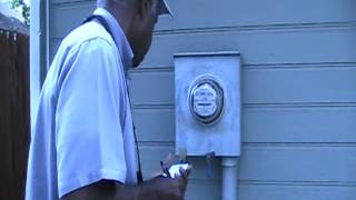 REPLACED ANALOG METER READING-TARGETED INDIVIDUAL DEW 2 MARCH 2013
