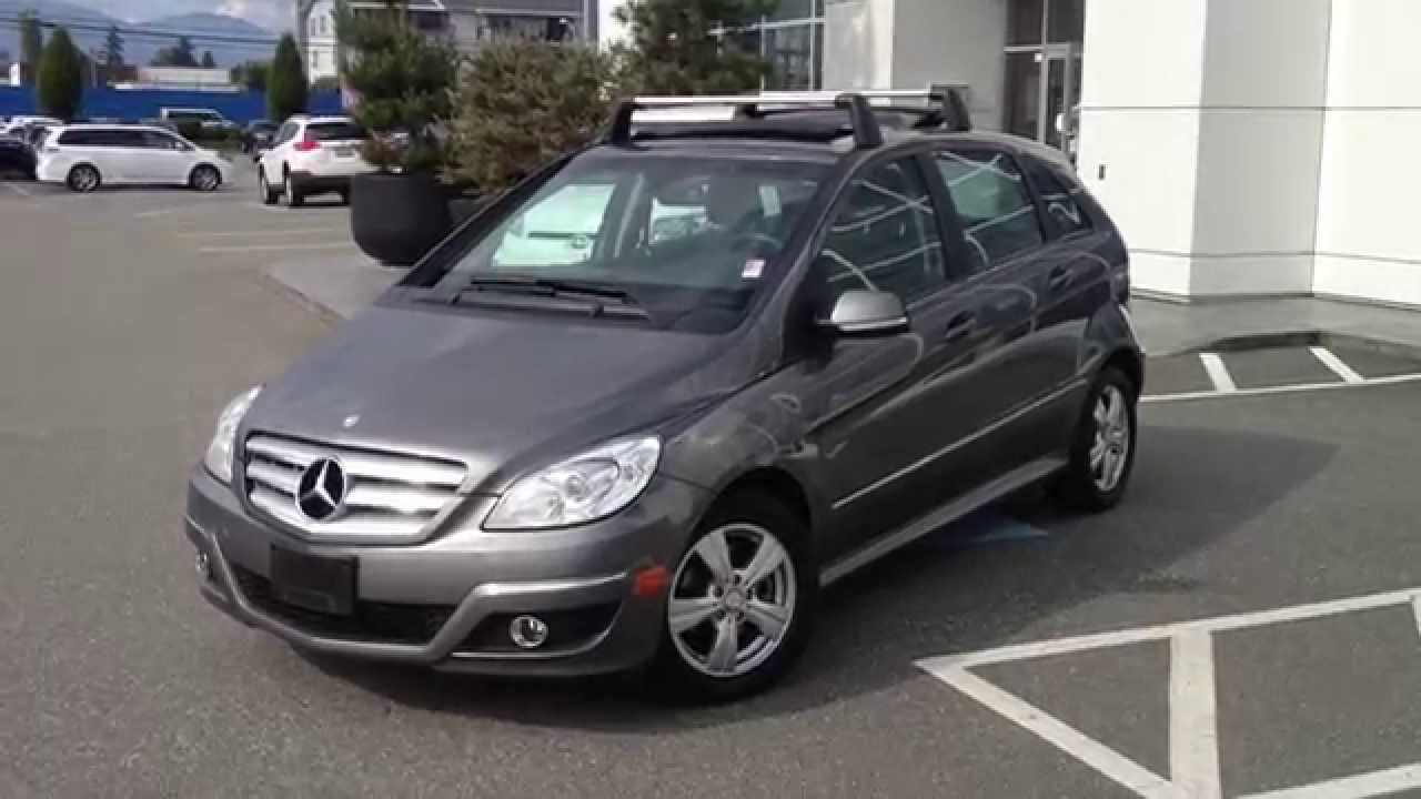 (SOLD) 2010 Mercedes B200 Preview, For Sale At Valley Toyota Scion In  Chilliwack B.C # B1418   YouTube