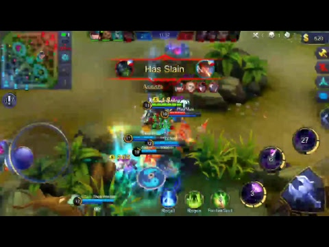 Mobile legends Kagura gameplay rank game WATCH NOW
