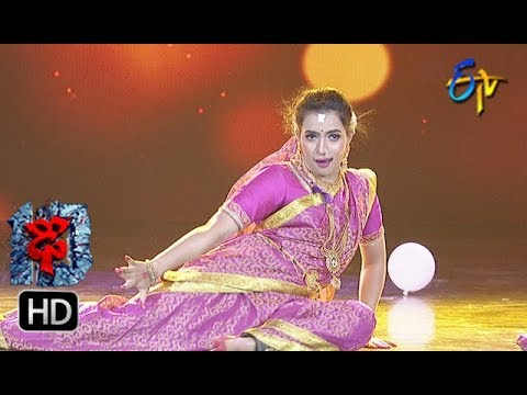 Ankitha Performance | Dhee 10 |  16th May 2018 | ETV Telugu