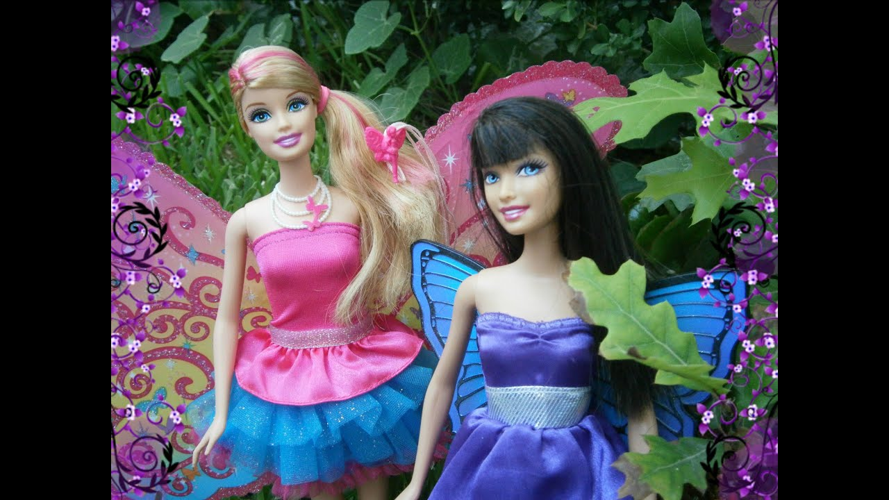 Barbie y el secreto de las hadas muecas barbie and the fairy youtube premium altavistaventures Images